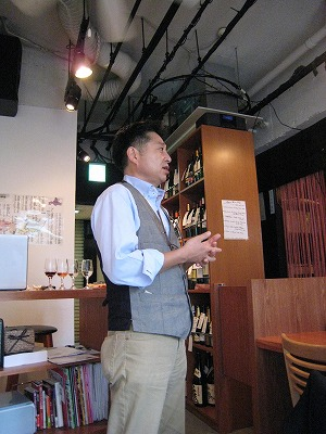 「祥瑞札幌 しょんずい さっぽろ」のオーナー松岡修司氏